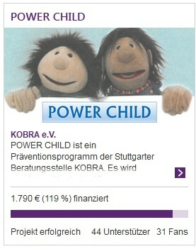 Projekt Power Child