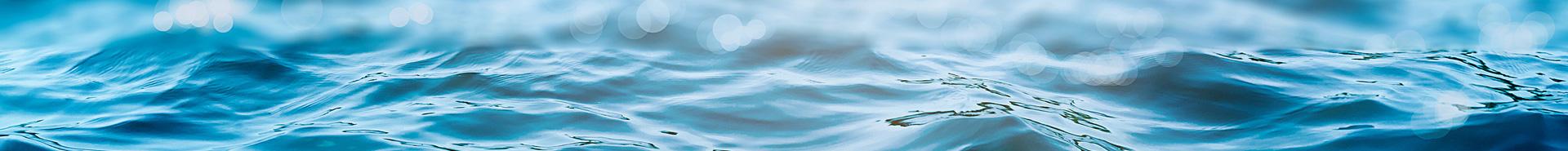 Wellen auf dem Wasser