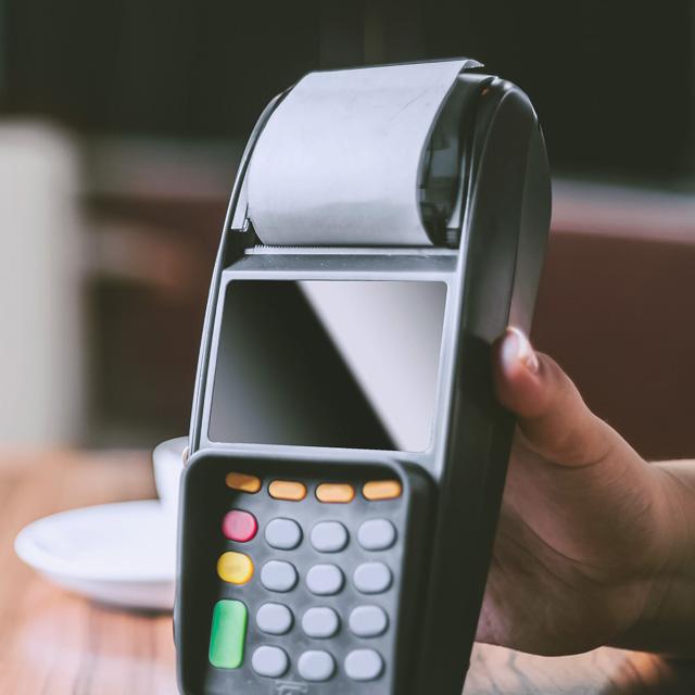 Bezahlsysteme / Terminals