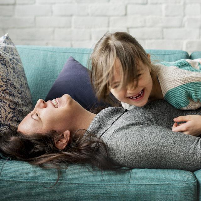 Einkommen und Familie absichern