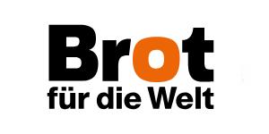 """Logo der Organisation """"Brot für die Welt"""""""